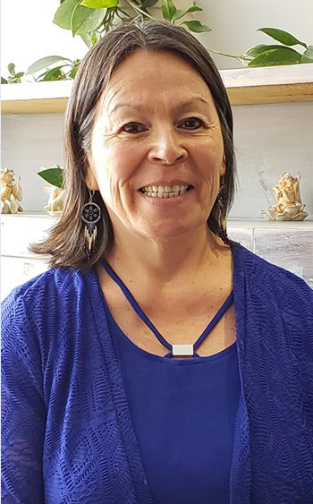 Alethea Kewayosh, director of the Indigenous Cancer Control Unit at Cancer Care Ontario