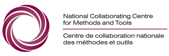 The National Collaborating Centre for Methods and Tools